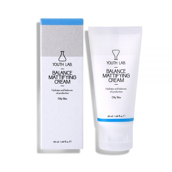 Balance Mattifying Cream Oily Skin