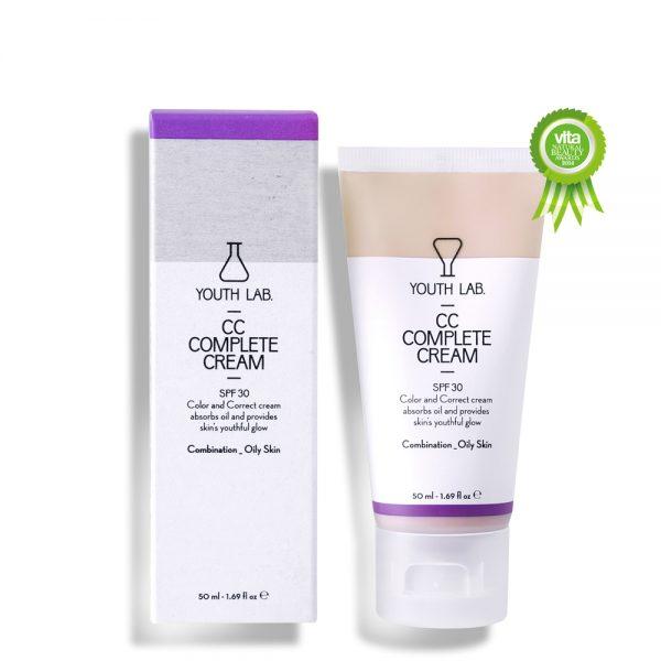 CC Complete Cream SPF 30 Oily Skin