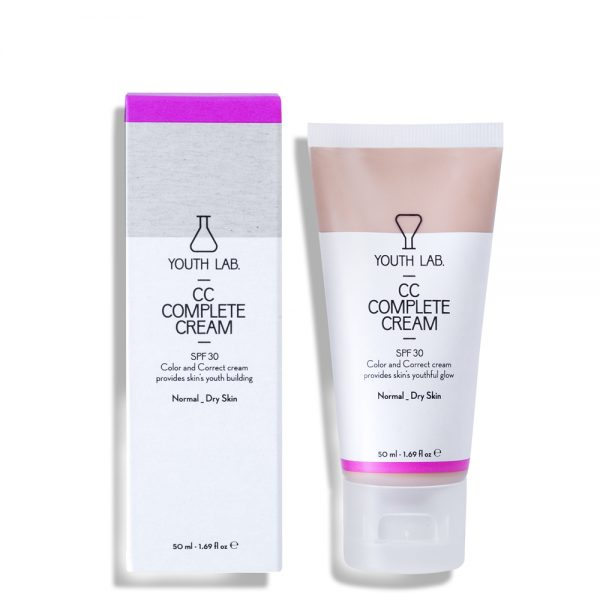 CC Complete Cream SPF 30 Normal Dry Skin