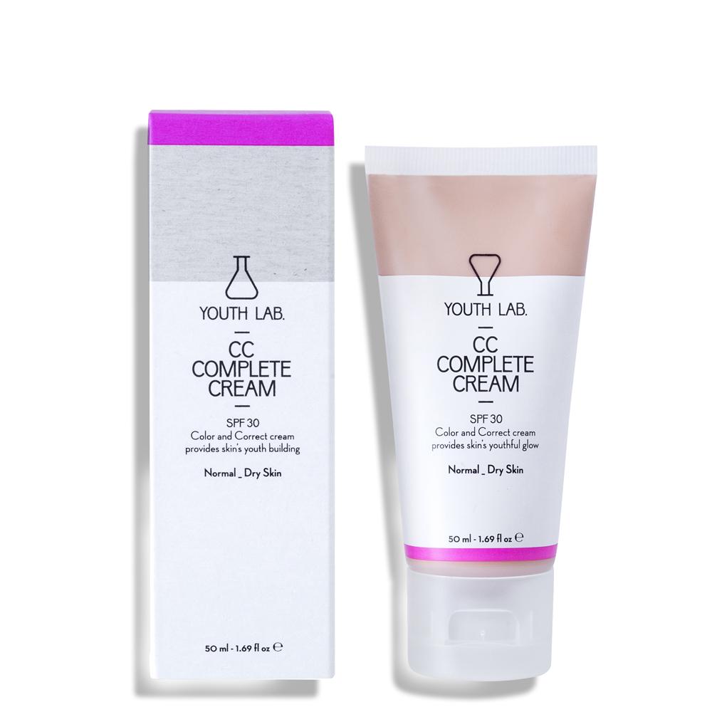 CC Complete Cream SPF 30 Normal Dry Skin