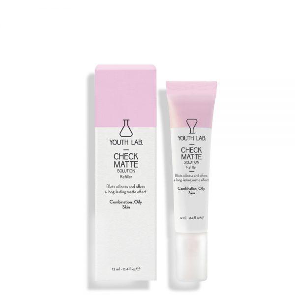 Check-Matte Solution Refiller Oily Skin