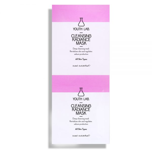 Cleansing Radiance Mask_All Skin Types_2x6ml