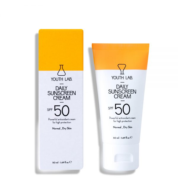 Daily sunscreen cream Normal_Dry Skin