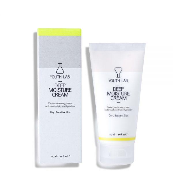 Deep Moisture Cream Dry_Sensitive Skin