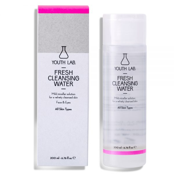 Fresh Cleansing Water All skin types