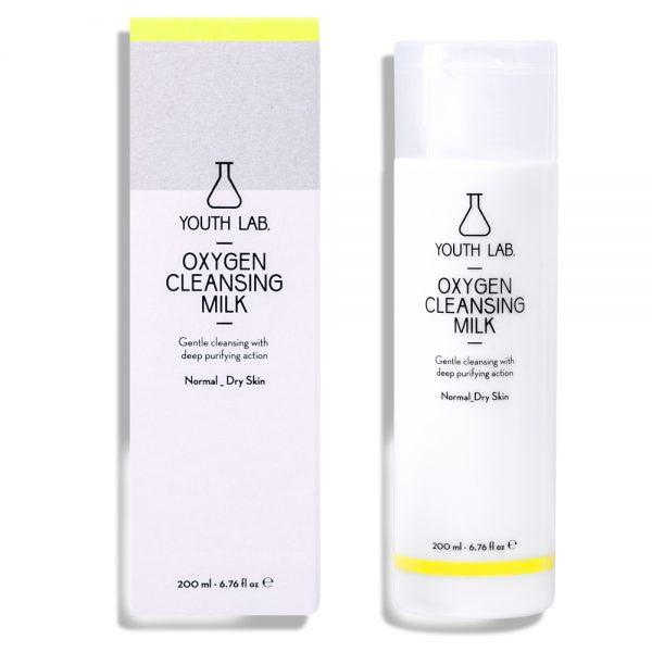 Oxygen Cleansing Milk Normal_Dry Skin