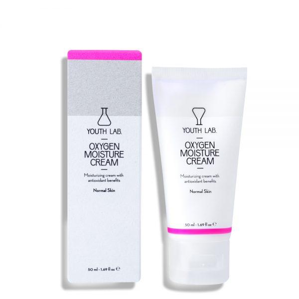 Oxygen Moisture Cream Normal Skin