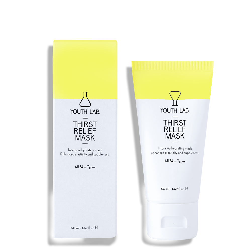 Thirst Relief Mask All Skin Types